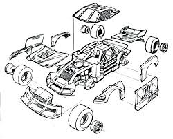 Car Coloring Pages Car Coloring Pages For Boys Print Free Coloring ...