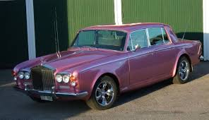 Super Cars News Rolls Royce Silver Shadow Pink