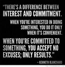 Quotes About Commitment Custom Do You Have A Fear Of Commitment Or Are You OverCommitted