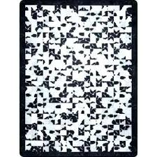 home depot area rugs 5x7 black and white the rug grey