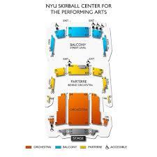 Nyu Skirball Center Seating Chart Skirball Center New York Tickets