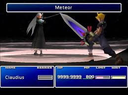 Final fantasy 7 hardcore