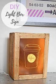 How Do I Make A Light Box Simple And Fun To Make Diy Light Box Sign Pillar Box Blue