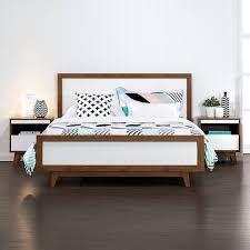 Escape to a Scandi paradise! Andi 4 piece Queen Bed only $399.95 ...