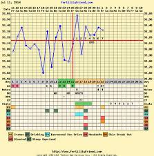 Anovulatory Cycle Chart Anovulatory Cycle Help Reading This Chart Please Babycenter
