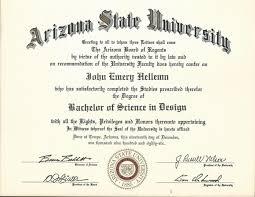diploma asu diploma