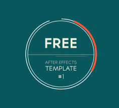 free after effects templates free after effects template 2d logo introduction transition