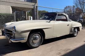 Let's sell your mercedes 190sl today! 1959 Mercedes Benz 190sl Project For Sale On Bat Auctions Sold For 48 777 On January 6 2020 Lot 26 796 Bring A Trailer