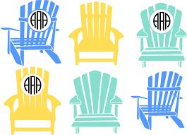 back of beach chair silhouette. Back Of Beach Chair Silhouette 1
