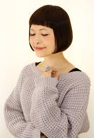 前髪顔周りで印象が変わる髪型2017最新髪型 田渕麻由子