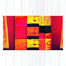 black and orange rug pattern black red pink orange rug ridgecrest distressed vintage orange black area black and orange rug