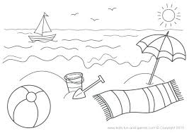 Summer Coloring Pages Pdf Calming Colouring Pages Summer Coloring