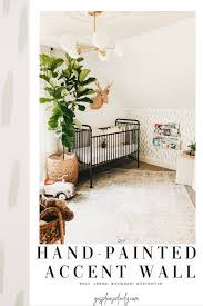 DIY Hand-Painted Accent Wall: Easy ...