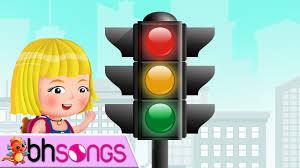 Twinkle Twinkle Traffic Light Song Lyrics Twinkle Traffic Light Nursery Rhymes For Babies Animation For Children Vocal 4k