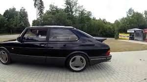 Saab 900 Turbo - YouTube