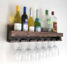 wine rack glass holder drink shelf