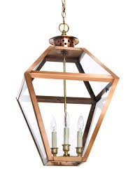 traditional pendant lighting. Broad Street Collection BS-16 Bronze Lantern Gas Hanging Copper Electric Traditional Pendant Lighting