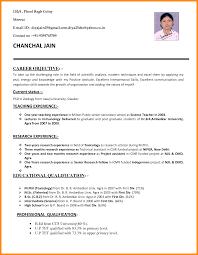 Teacher Job Resume Sample Best Teacher Resume Example Livecareer