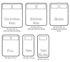 Mattress Sizes Tiny Home Bed Sizes Quilt Sizes Queen