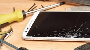 fixing the damaged mobile diy vs mobile phone repair