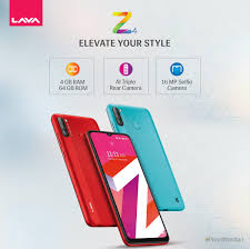 stylish selfies with the Lava Z4 ...