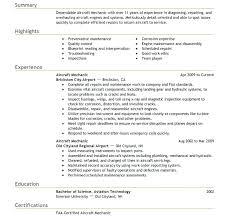 elevator resume sample mechanic resume sample auto apprentice aircraft technician air force