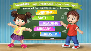 Children Education Cartoons Kindergarten Math Reading Learning Kids Games On The App Store
