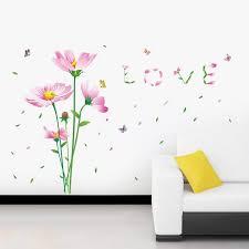 Горячие Продажа новые розовые <b>цветы</b> спальни гостиной фон ...