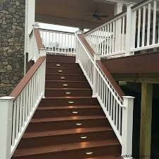 deck stair design best deck steps porch steps and other ideas for outdoor stairs images on