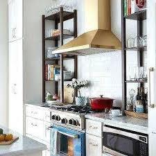 free standing kitchen pantry black cabinet freestanding