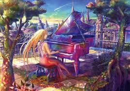 anime music wallpaper piano. Perfect Piano Anime  Music Wallpaper With Piano N
