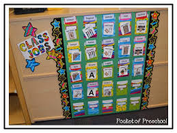 My Classroom Pocket Of Preschool