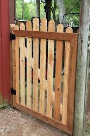 wood picket fence gate. Building A Wooden Fence Gate Top Beautiful How To Build Wood Backyard . Picket V