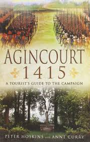 agincourt tourist guide cover