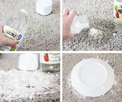 how to clean carpet stains with hydrogen peroxide and banking soda