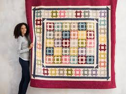 Join Craftsy's FREE online Block of the Month 2016 class | Craftsy & Kit. Simply Dashing Quilt Kit Adamdwight.com