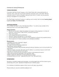 Apartment Leasing Agent Resume Examples Apartment Leasing Agent Resume Sample Free Professional Job
