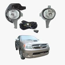 Toyota Hilux Fog Light Switch Details About Fog Light Kit For Toyota Hilux 2005 2007 With Wiring Switch