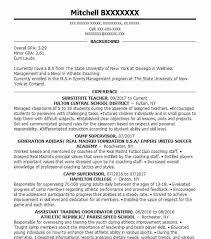 Sports Management Resume Resume