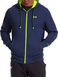 under armour x storm hoodie. men\u0027s charged cotton® storm transit full-zip hoodie under armour x u