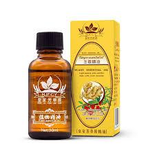 <b>30ml Natural</b> Plant Therapy Lymphatic Drainage <b>Ginger</b> Oil <b>Natural</b> ...
