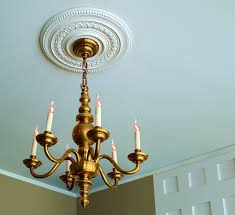 wonderful ceiling medallions for all bathroomravishing ceiling medallion lighting ideas