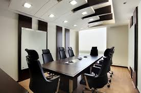office interior design. Corporate Office Interior Design India D