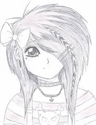 10 Year Old Drawing Anime At Getdrawingscom Free For Personal Use