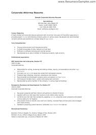 nice corporate resume examples photos corporate attorney resume