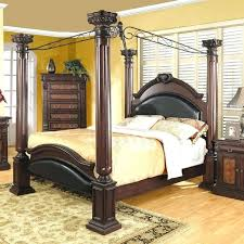 Canopy Queen Bed Set Queen Size Canopy Bed Sets Canopy Queen Bed ...