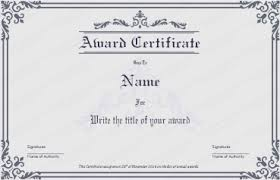 award certificates template graduation certificates