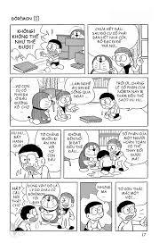 Truyện tranh Doremon - Tập 1 - Chương 1: Doremon đã đến với Nobita như thế  nào?