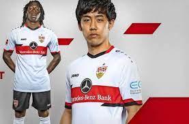 Aktuelle spiele, liveticker und ergebnisse nachlesen. Fussball Bundesliga Das Ist Das Neue Heimtrikot Des Vfb Stuttgart Vfb Stuttgart Stuttgarter Zeitung