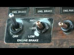 how to jake brake youtube cat 3406e jake brake wiring diagram how to jake brake